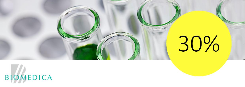 Cytokines ELISA kits from Biomedica Immunoassays